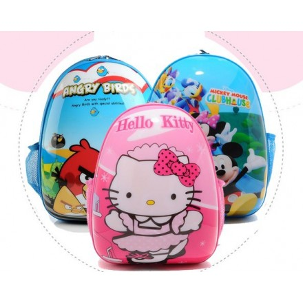 f11d6c2985 12inch ABS Backpack- assorted characters