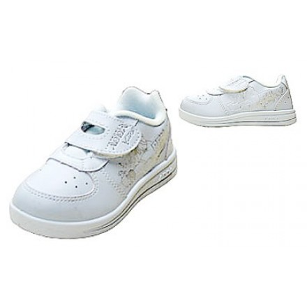 ADDA White Sport Shoes For Kids - BEN10 (Size 32,33)
