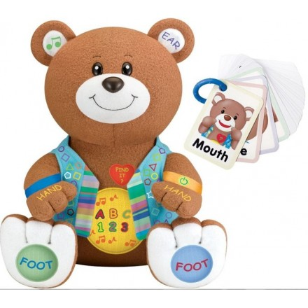 Winfun - Cuddly Learning Bear